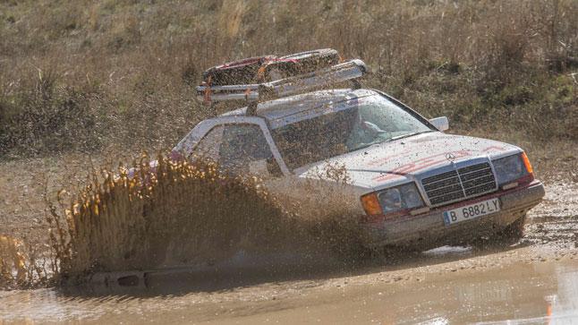 La sexta edición del Spain Classic Raid calienta motores