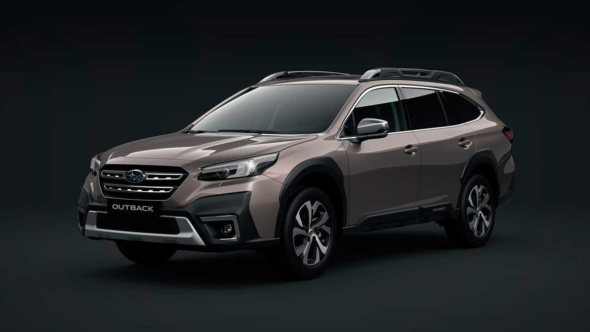 Nuevo Subaru Outback 2021: más campero que nunca