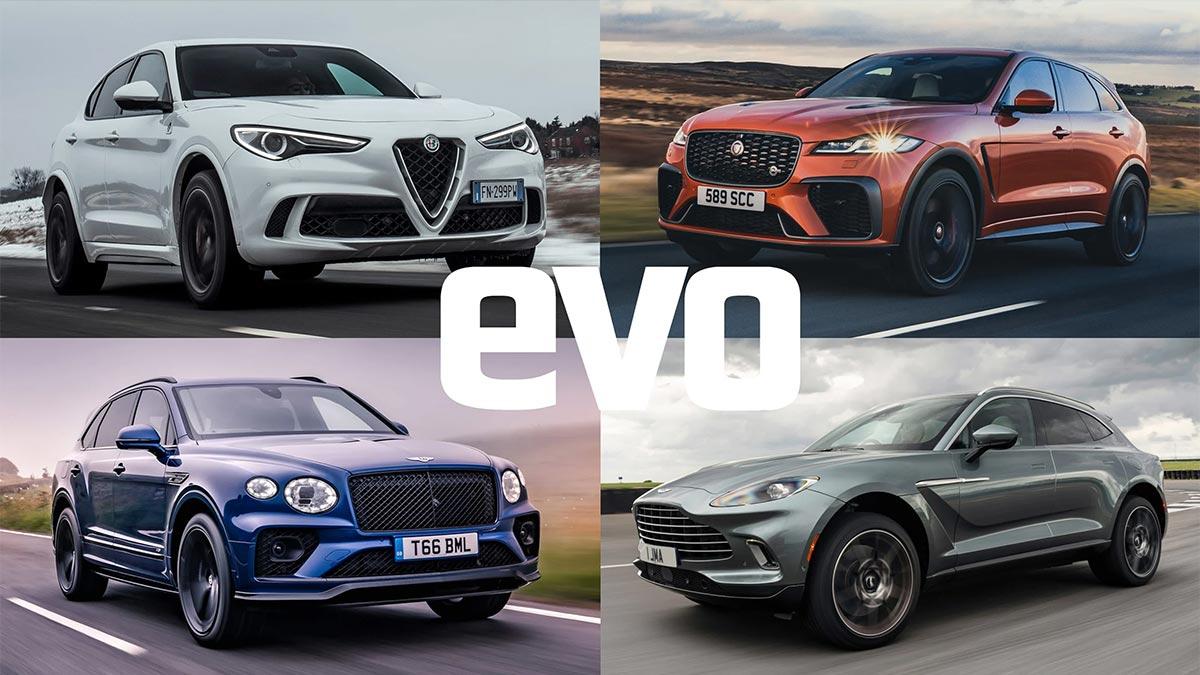 Los mejores SUV deportivos de 2021: bestias del asfalto