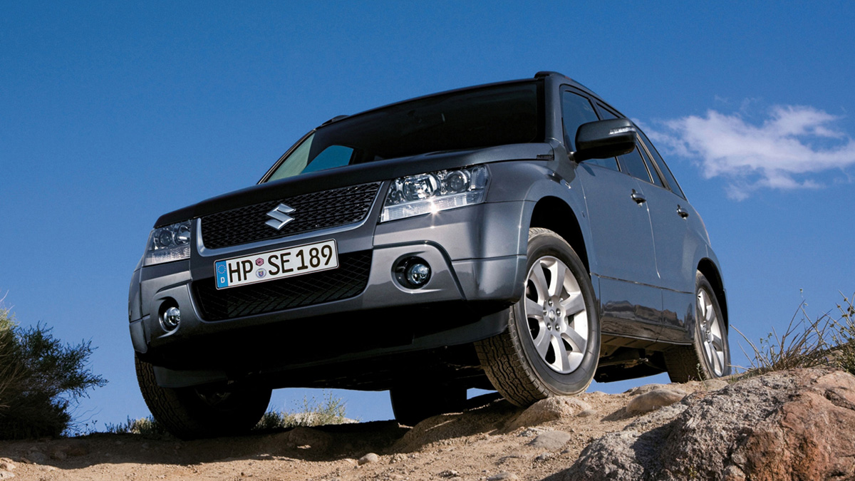 ¿Puedo cambiar la medida de las ruedas en un Suzuki Grand Vitara?