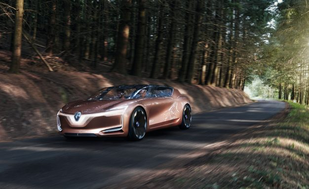 Renault lanzará su coche autónomo en 2023