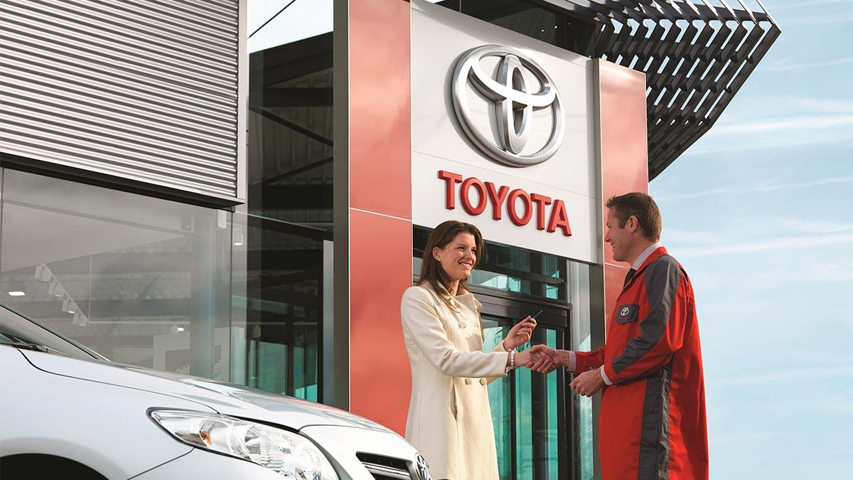 Toyota amplía la garantía de sus coches hasta los 10 años