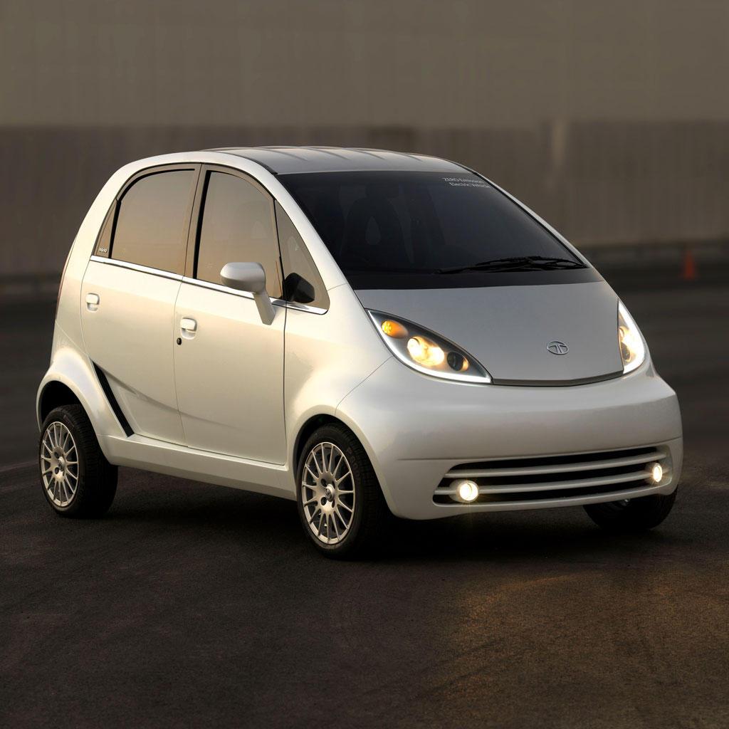 Tata Nano EV, el eléctrico más barato