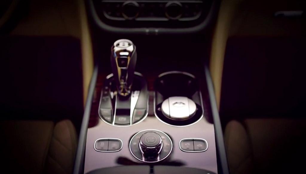 Bentley Bentayga: nuevo vídeo de su interior