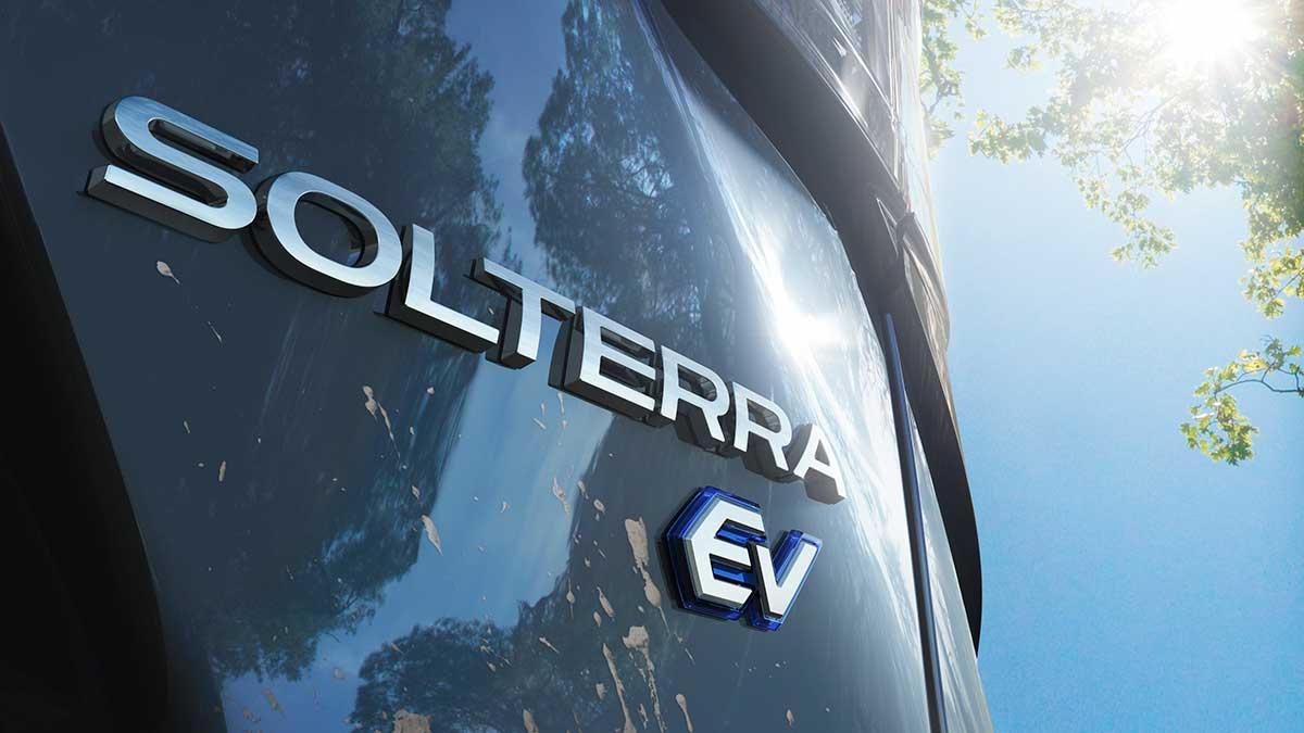 Nuevo Subaru Solterra 2021: el primer SUV 100% eléctrico de la marca llegará en 2022
