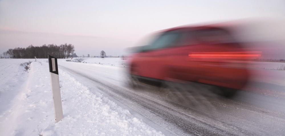 tenneco conducir en invierno