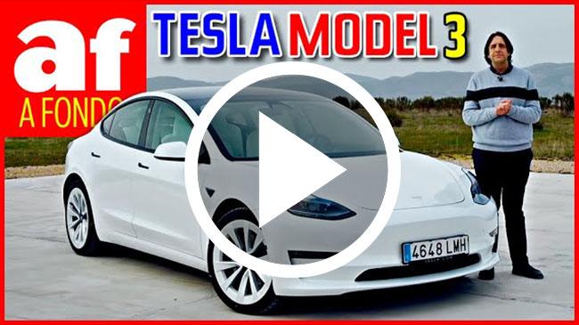 Vídeo Tesla Model 3 Long Range: ¿el mejor coche eléctrico del mercado?
