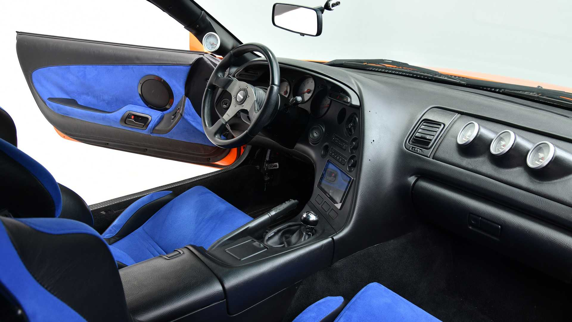 subasta Toyota Supra 'The Fast and the Furious'