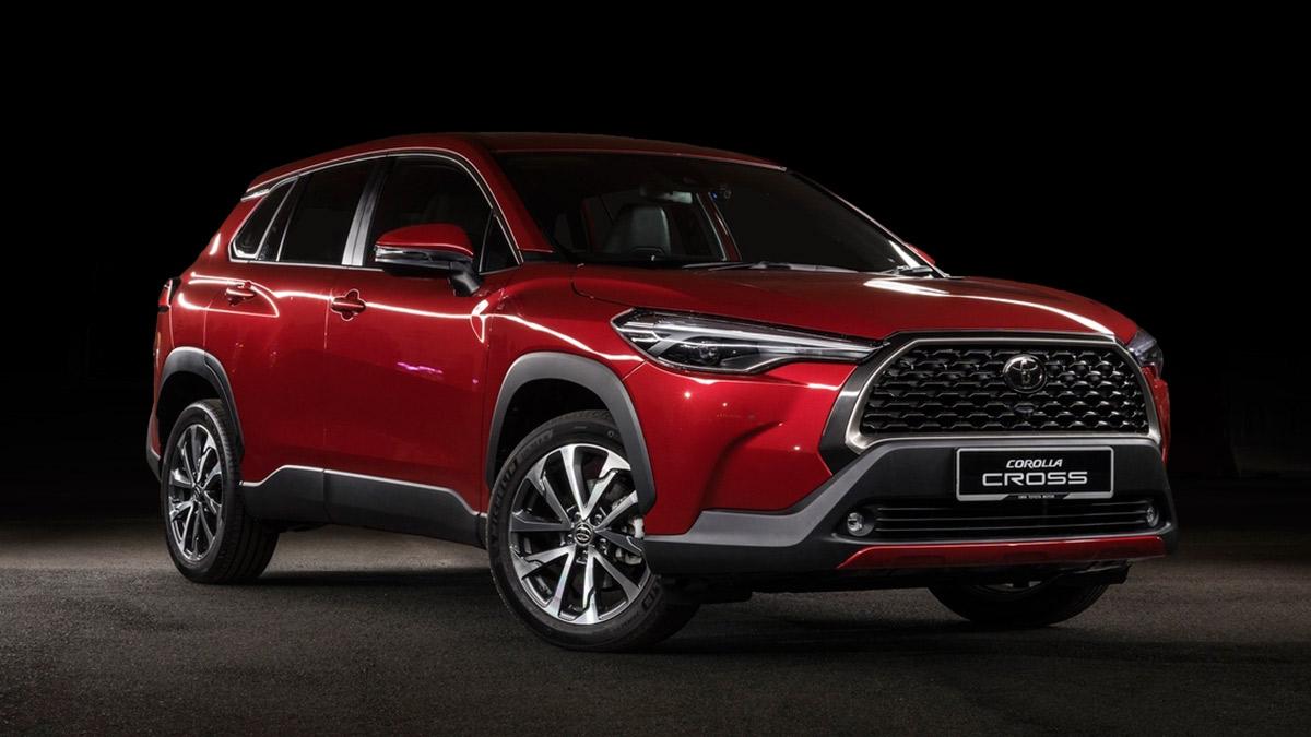 Toyota Corolla Cross 2021: un SUV híbrido que te enamorará
