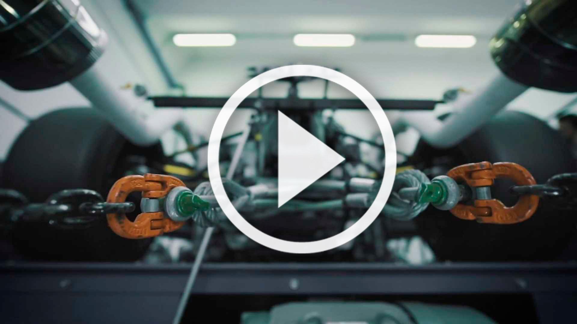 Vídeo: así suena el nuevo motor V12 de Lamborghini