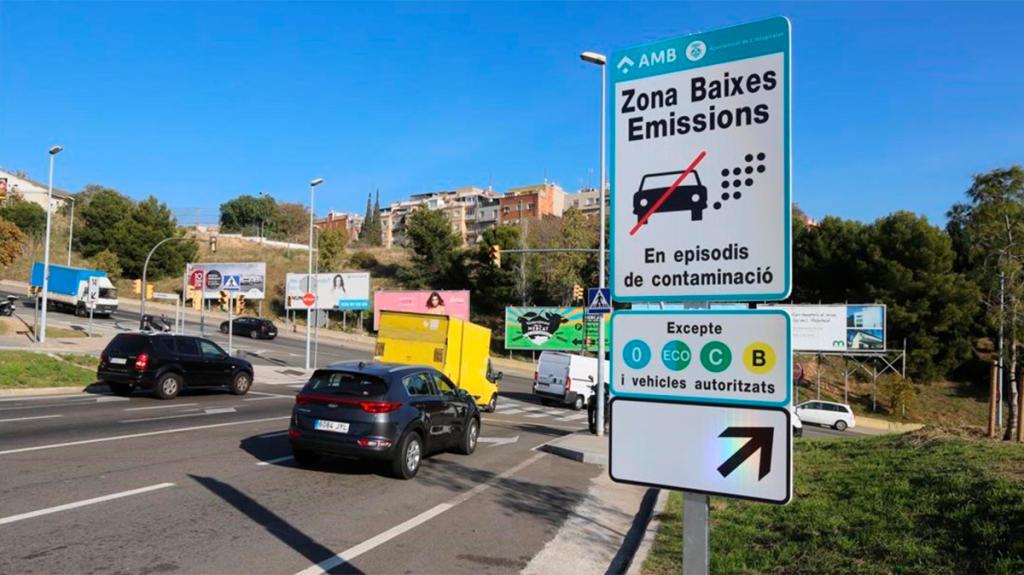 ZBE de Barcelona en 2021: estos son los vehículos que no pueden circular desde el 1 de abril