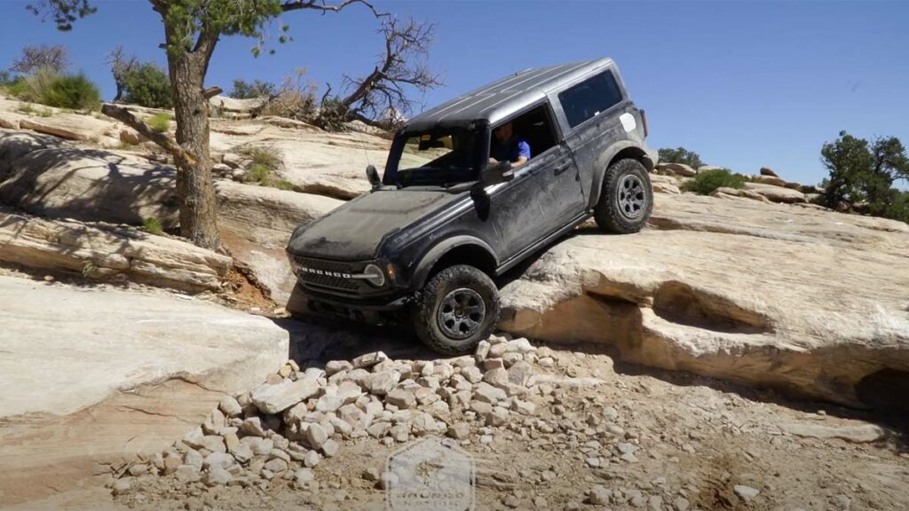 video ford bronco