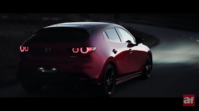 Vídeo: así luce el nuevo Mazda 3 2019