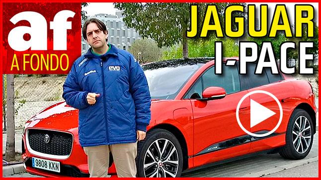 Vídeo: prueba al detalle del Jaguar I-Pace, el SUV 100% eléctrico de Jaguar