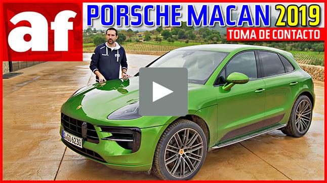 Vídeo: primeras impresiones del Porsche Macan 2019
