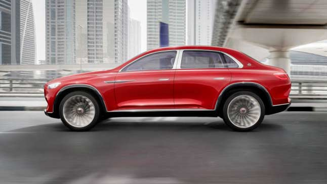 vision mercedes maybach ultimate luxury 15g