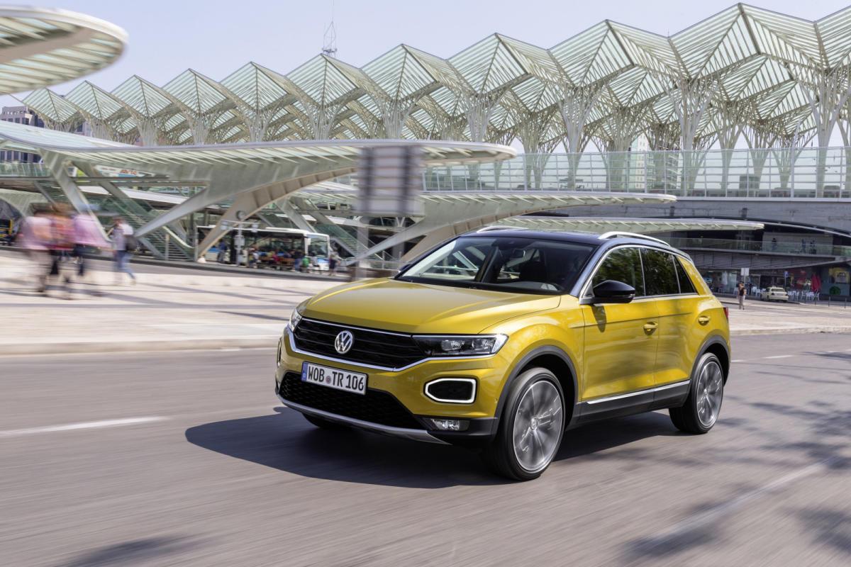 Volkswagen T-Roc Edition: ya disponible la versión más accesible de la gama