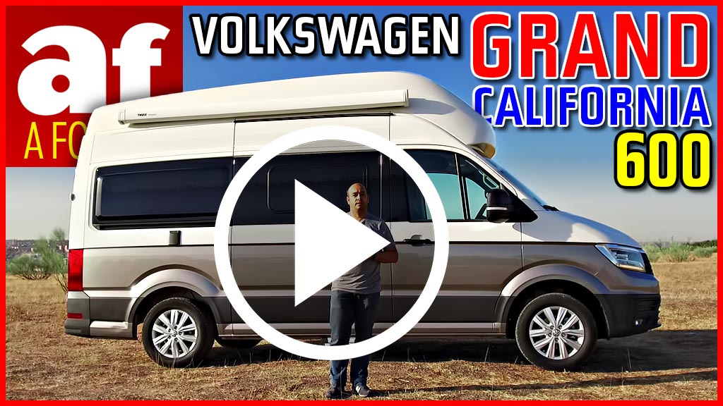 Volkswagen Grand California 600: prueba a fondo, galería de fotos y vídeo