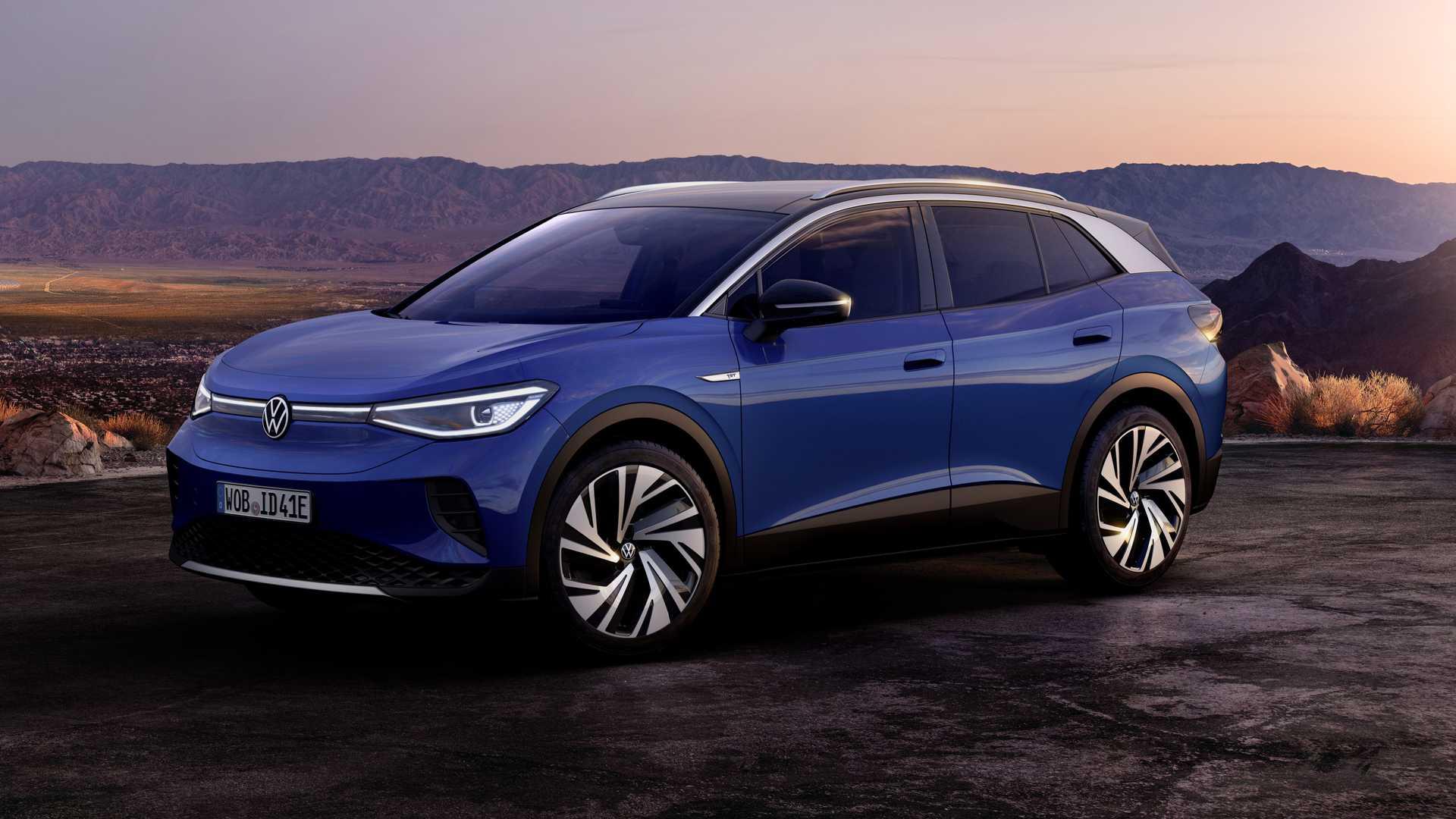 Volkswagen ID.4 2020: sigue la presentación en directo en Autofácil