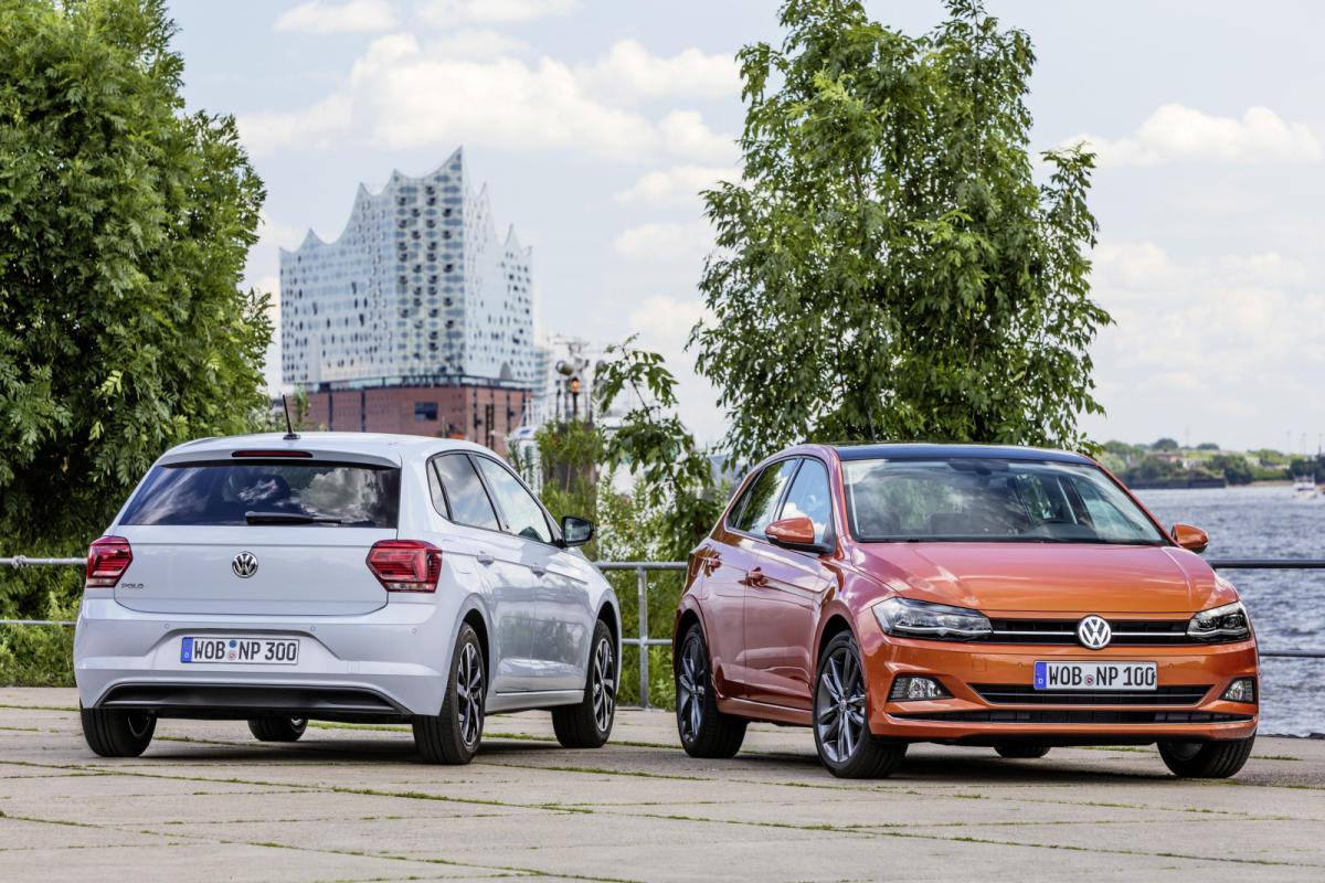 Volkswagen Polo 1.6 TDI DSG: ya disponible el motor diésel con cambio automático