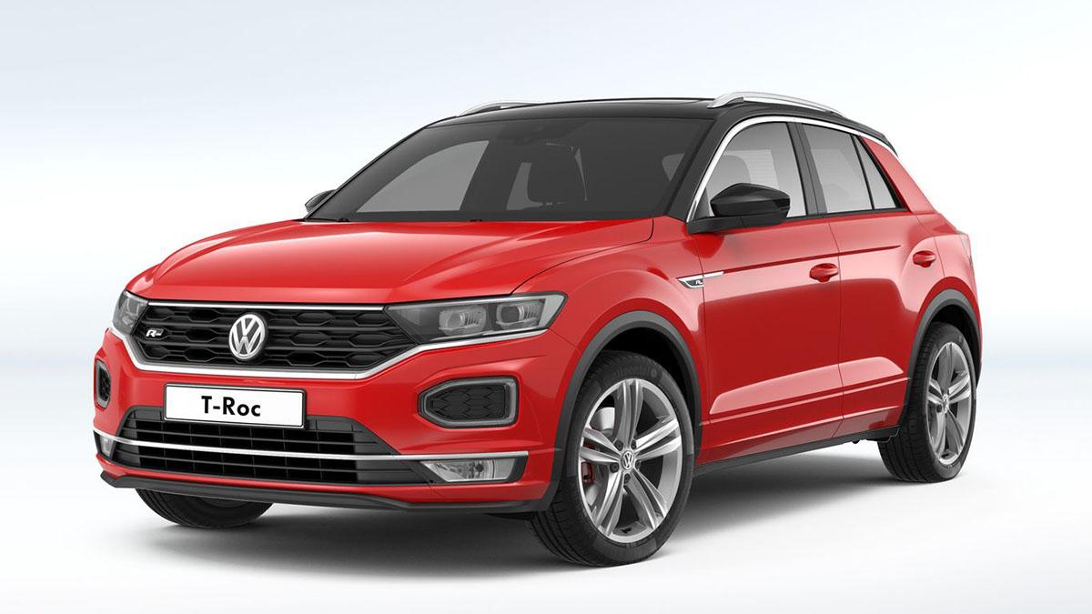 Volkswagen T-Roc 2021: adiós al 1.6 TDI, menor potencia del 1.0 TSI… ¡y nuevo 2.0 TDI!