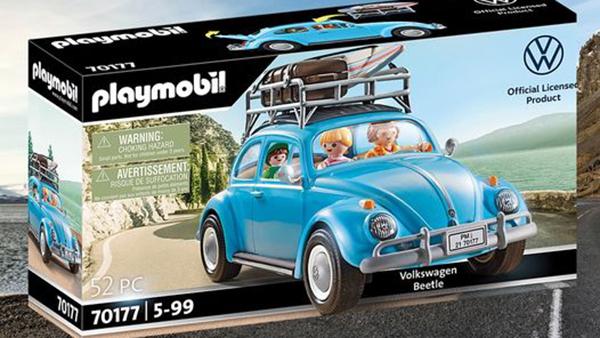 ¿Quieres conseguir gratis el clásico Volkswagen Beetle de Playmobil?