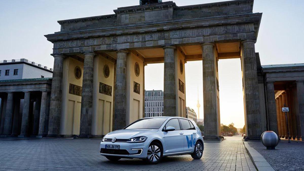 we share volkswagen servicio de car sharing electrico