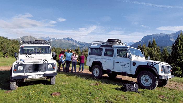 Actividades para realizar en el Parque Nacional de Ordesa y Monte Perdido