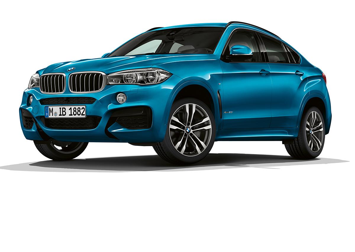 El BMW X6 M Sport Edition ya tiene precios para España