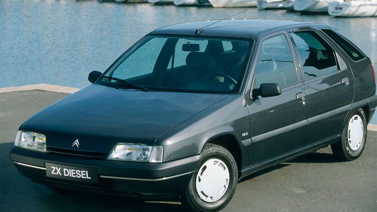 El Citroën ZX cumple 30 años: un clásico con sello español