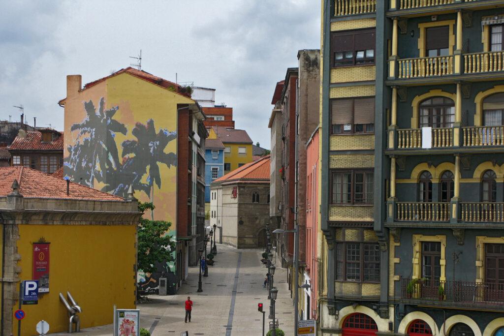 Autocaravanas en Asturias