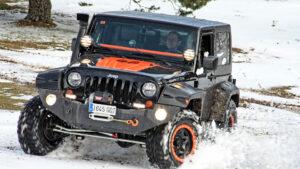 Fotos: Preparación Jeep Wrangler JK Rubicon