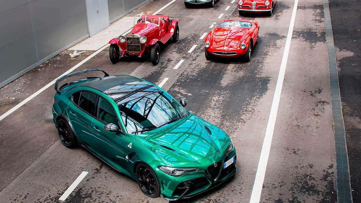 Alfa Romeo será una marca de coches 100% eléctrica a partir de 2027