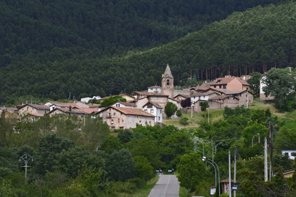 Rincones de la Rioja en Opel Mokka, El Rasillo