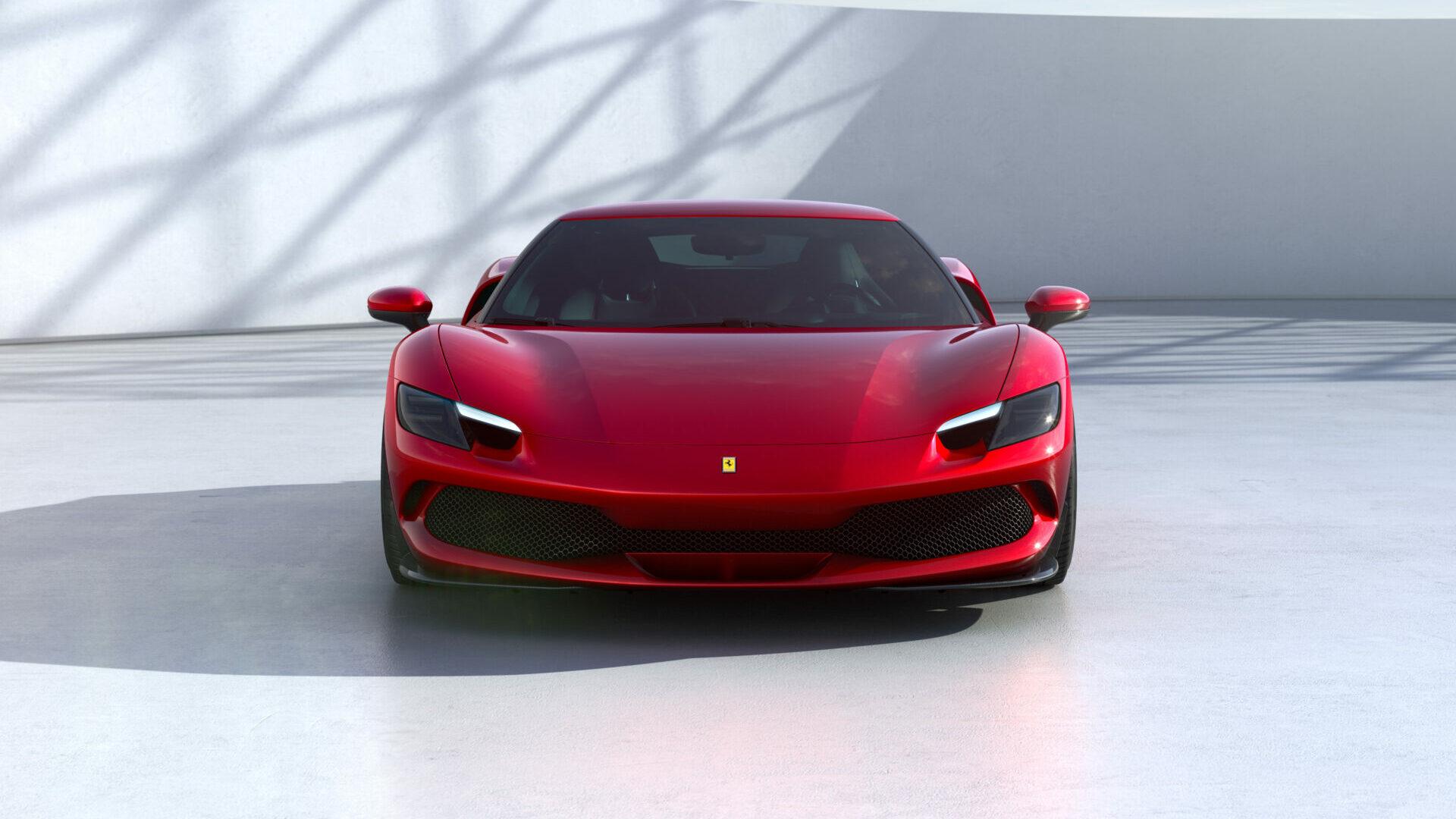 Nuevo Ferrari 296 GTB 2021: con motor V6, híbrido enchufable, de 830 CV