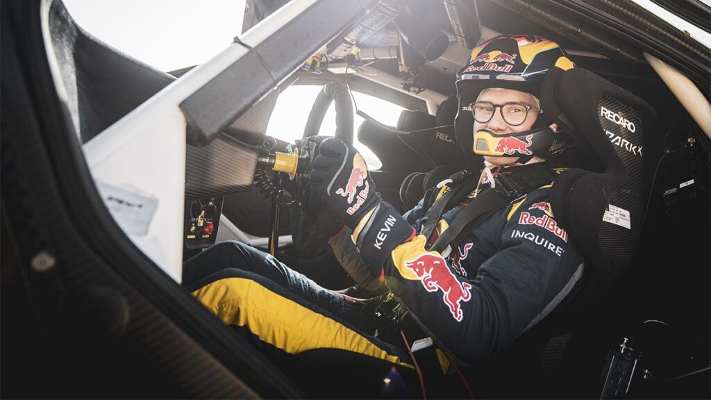 Kevin Hansen sustituía a Jenson Button al volante del Odyssey 21