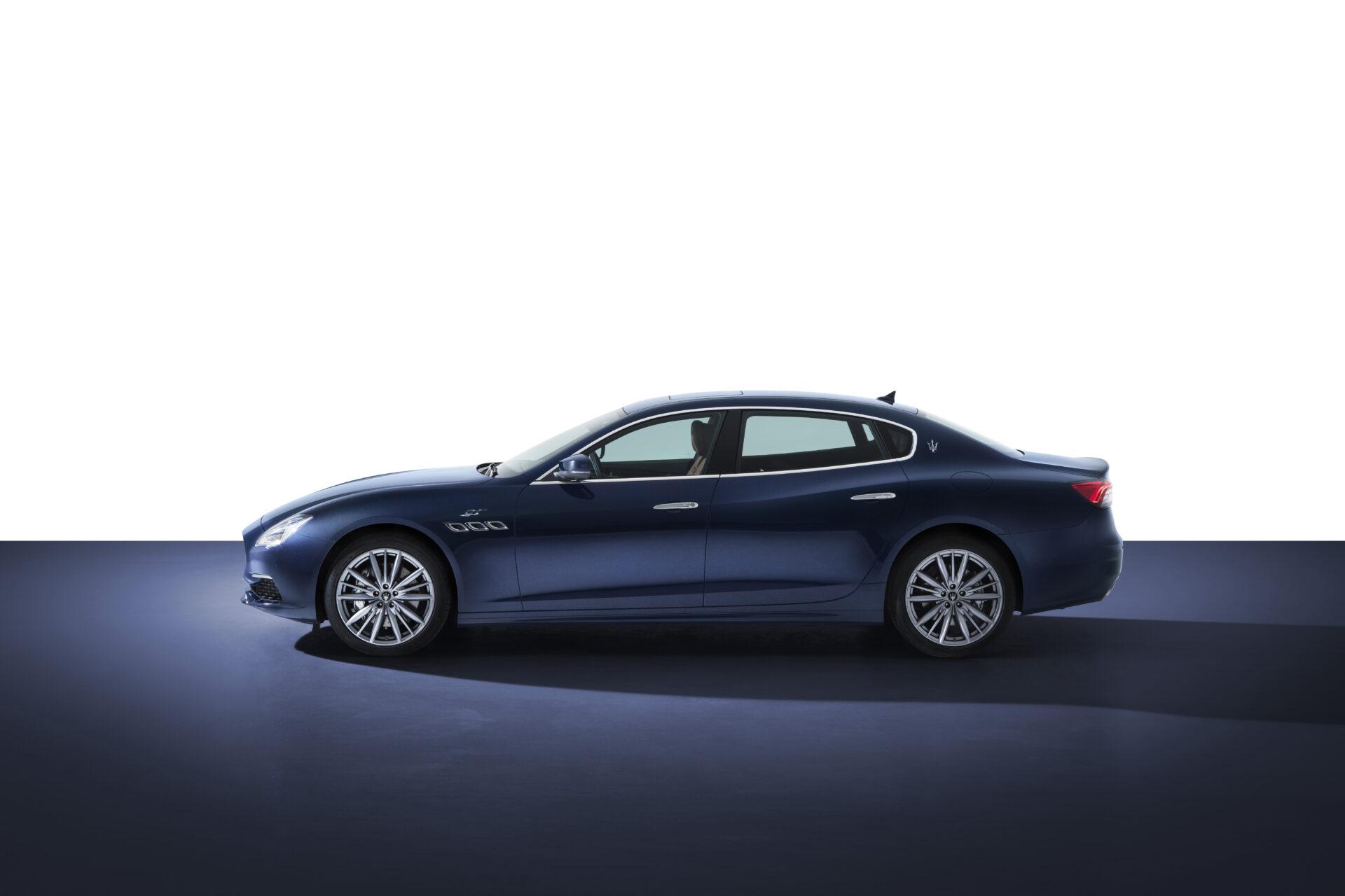 Maserati Quattroporte GT 2021