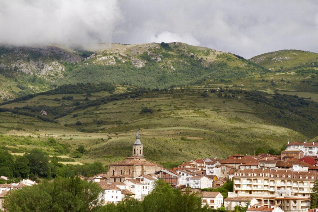 Rincones de la Rioja en Opel Mokka, Torrecilla de Cameros