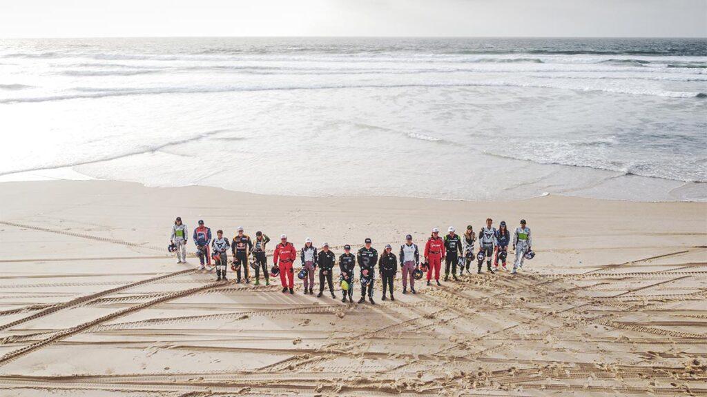 Extreme E Senegal Ocean X-Prix. Pilotos