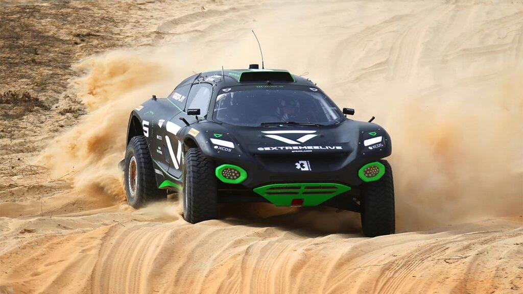 Extreme E Senegal Ocean X-Prix.