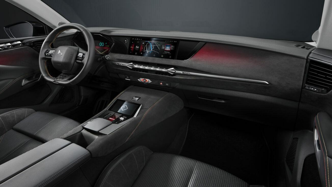 DS 4 Performance Line interior