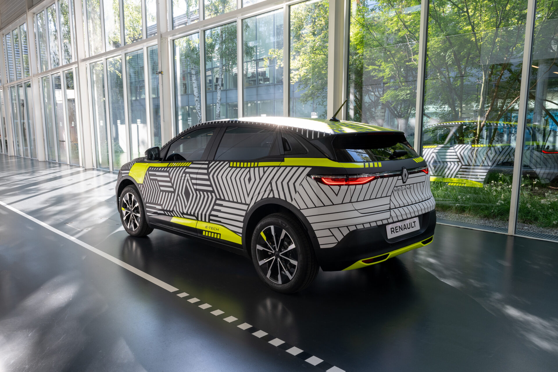 Nuevo Renault Mégane E-Tech Electric