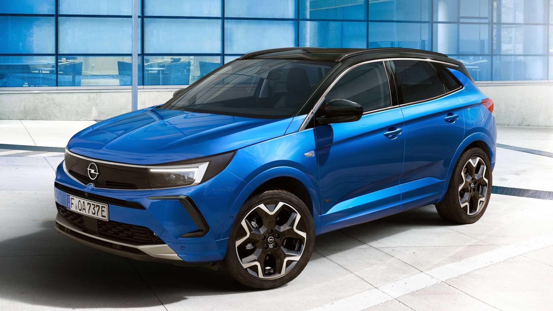Nuevo Opel Grandland 2021: un restyling con argumentos