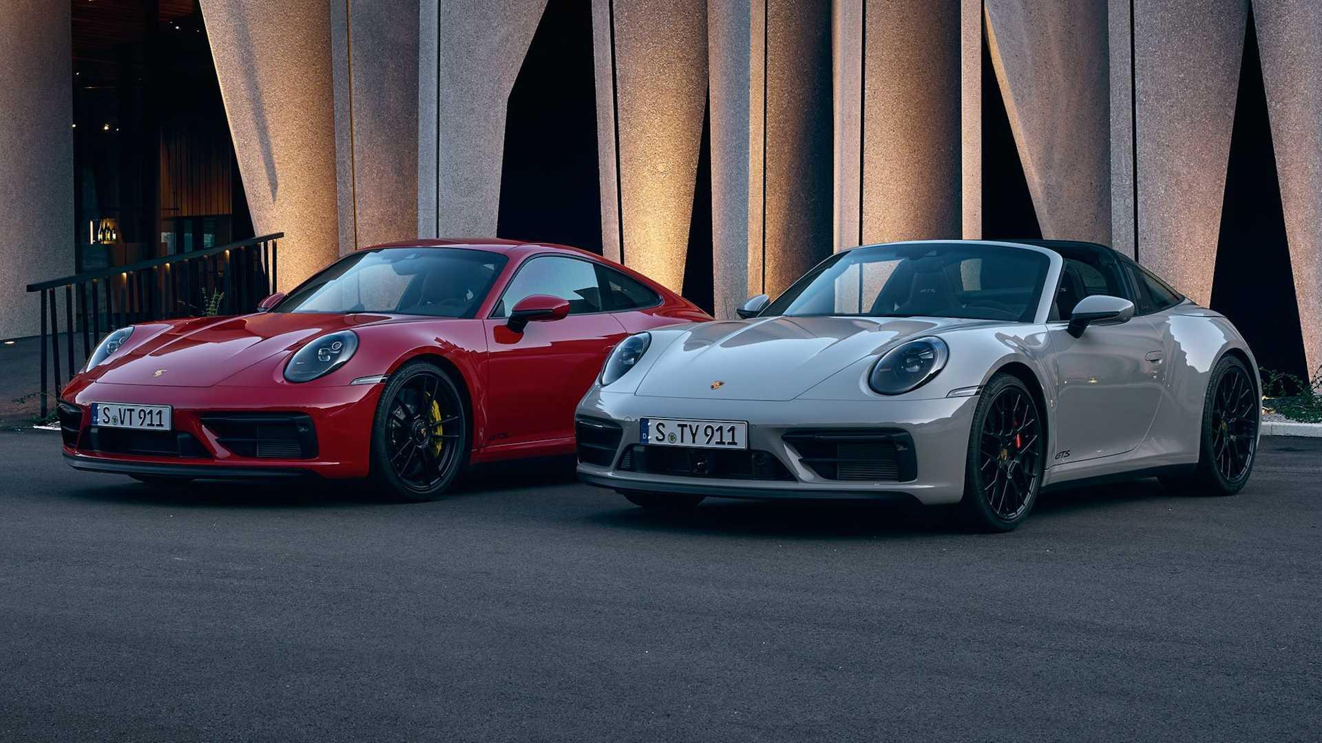 Nuevo Porsche 911 GTS 2021: un 'nueveonce' para puristas