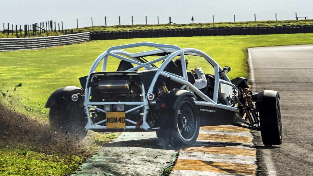Ariel Nomad R vs. Aston Martin DBX 2