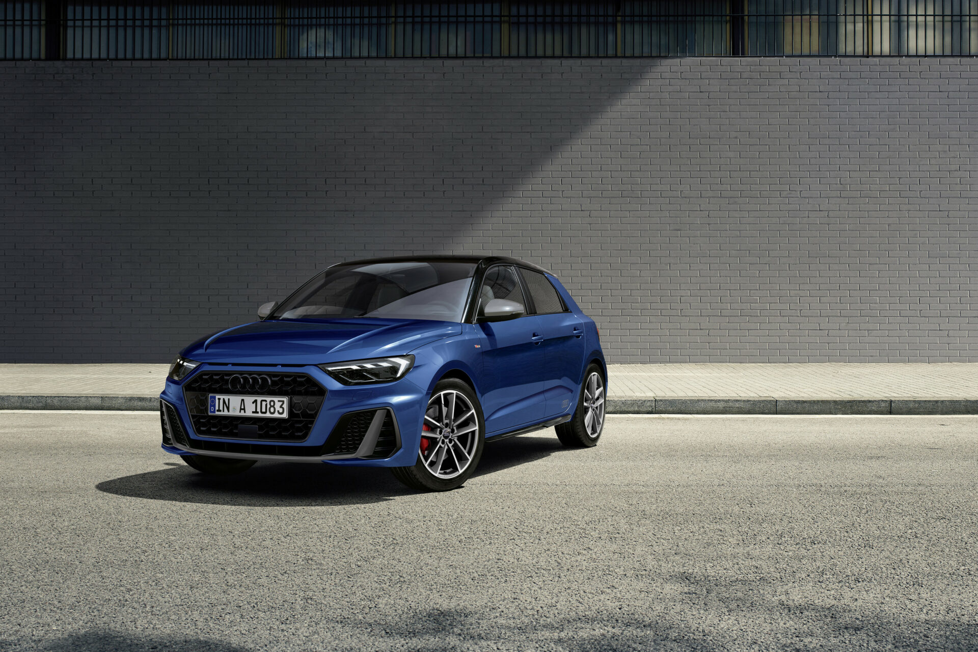 Nuevo Audi A1 Sportback Competition