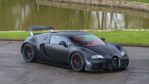 Fotos: Bugatti Veyron Super Sport, última unidad