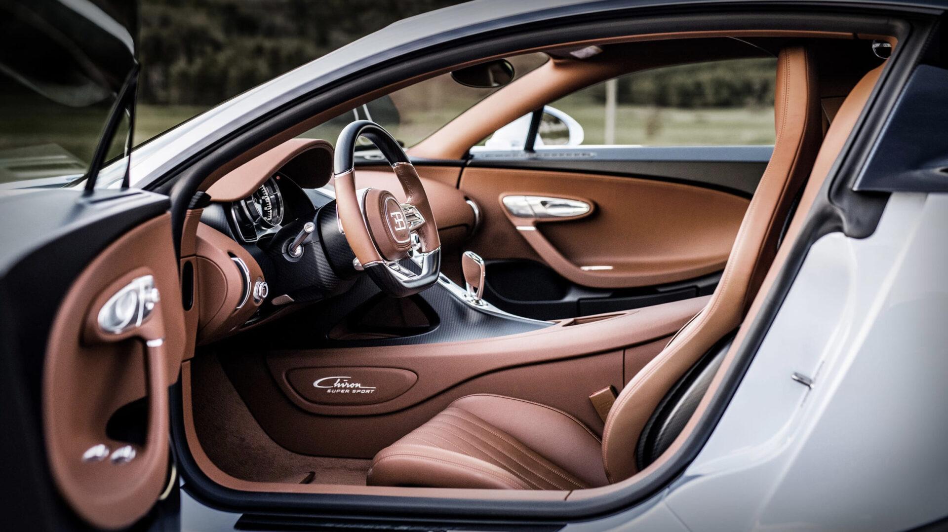 Nuevo Bugatti Chiron Super Sport