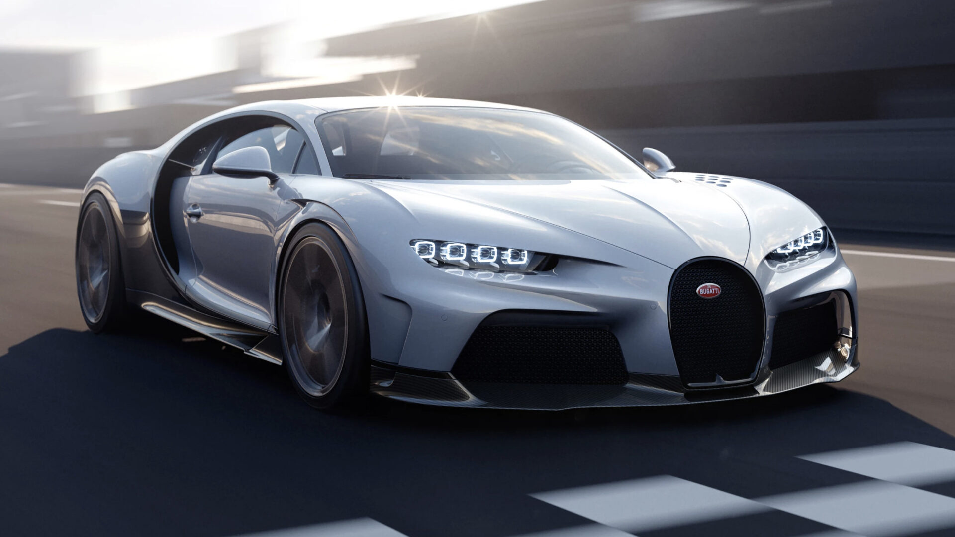 Nuevo Bugatti Chiron Super Sport 2021: lujo, deportividad y la máxima potencia