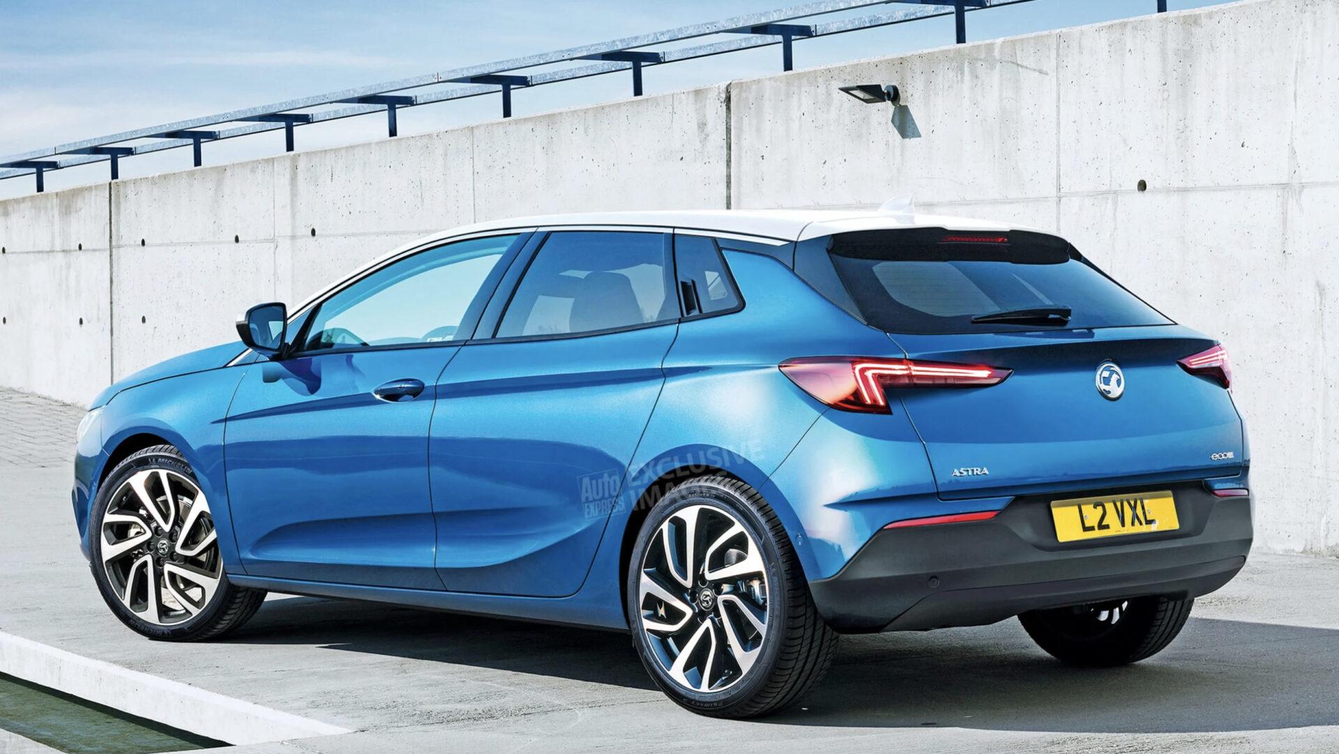 Nuevo Opel Astra híbrido enchufarle